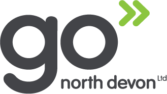 Go North Devon logo